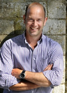 Jake freestone Overbury Farm Manager
